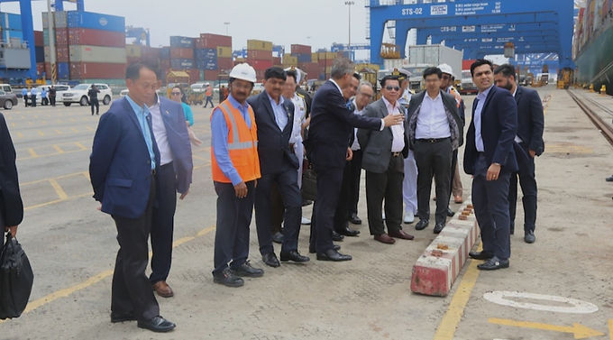 The Adani Group denies engaging with Myanmar's military leadership over port deal but video suggests otherwise: