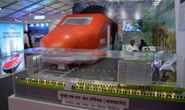 """Bullet train project facing land acquisition hurdle: Railways"""
