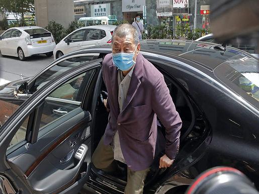 Hong Kong media tycoon Jimmy Lai granted bail
