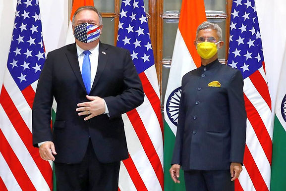 India to sign a dialogue with USA