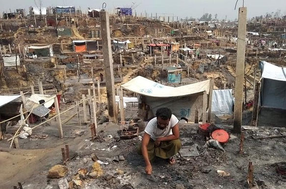 """""""The Rest of the World Must Acknowledge the Impact of Rohingya Refugees on Bangladesh"""""""
