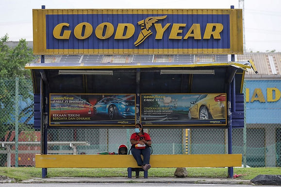 Documents against American tire manufacturer Goodyear Tire & Rubber Co show labor abuse towards workers in Malaysian factories.