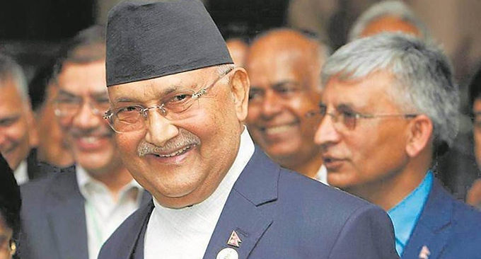 Nepal PM Oli  makes major changes to Cabinet
