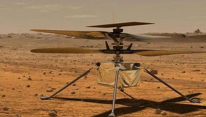 Ingenuity Mars helicopter makes third successful flight: