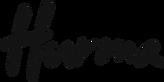 hurma logo pieni musta.png