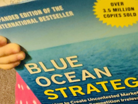 Think Differently with Blue Ocean Strategy- 1 minute