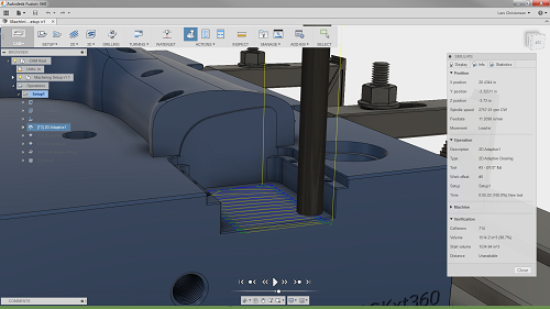 Connect Design to Machining 2D