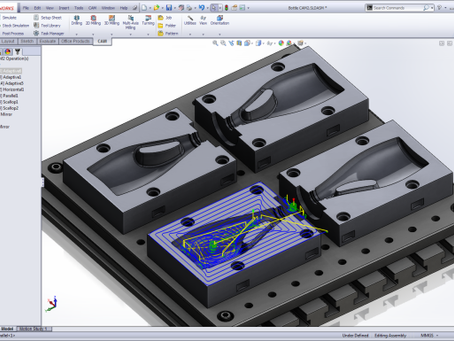 Why Integrated CAM and Free 2.5 Axis Milling
