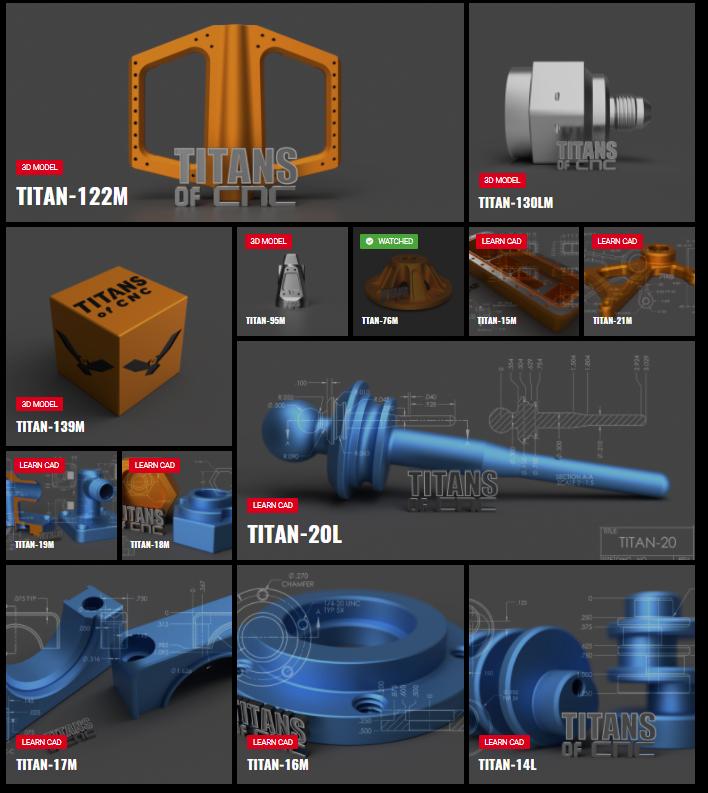 Titan of CNC