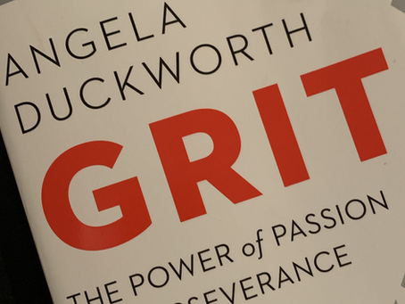 Get GRIT - 1 minute read