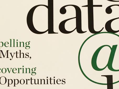Big data @ work by Thomas Davenport - 2 minute read