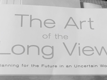 The Art of the Long View: Planning for the Future in an Uncertain World - 2 minutes read