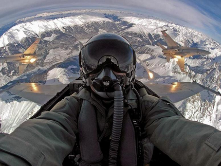 Why CNC Operators are like Fighter Pilots!