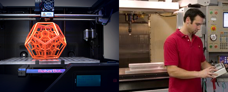 Manufacturing is taking 3D Printing to the next level
