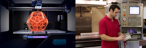 3DPrinter Manaufacturing