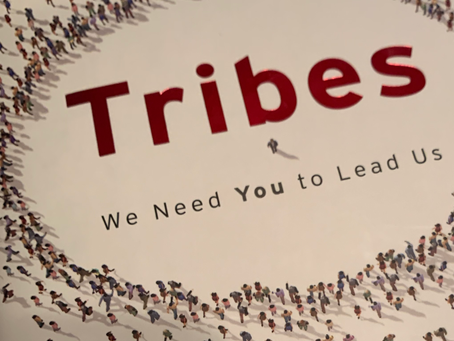 If you are looking to lead a tribe-2 minute read