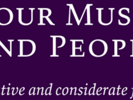 Your music and people by Derek Sivers ~ 3 minute read