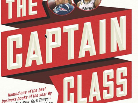 The Captain Class by Sam Walker~ 3 minute read