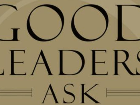 Good leaders ask Great questions by John Maxwell - 6 minute read