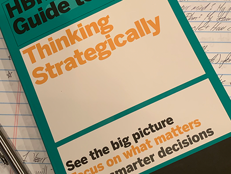 Start This Decade Thinking Strategically - 1 minute read
