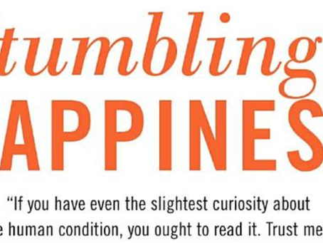 Stumbling on Happiness by Daniel Gilbert - 3 minute read