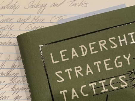 The Leadership book you need to own NOW- 2 minutes read