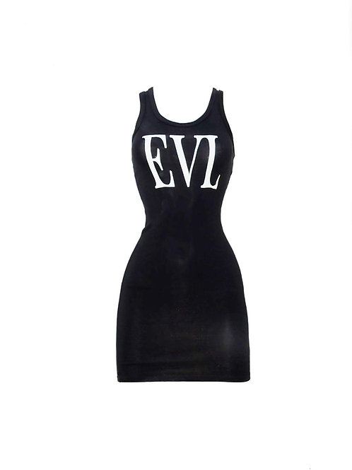 Black EVL Dress
