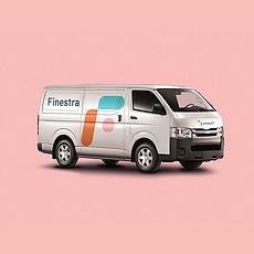 Desarrollamos la identidad para Finestra