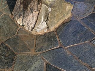 Dry Lay Stone Masonry _ Cedar & Stone