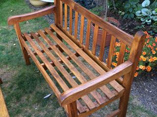 Bench Restoration _ Cedar & Stone