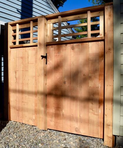 Shadowbox Gate