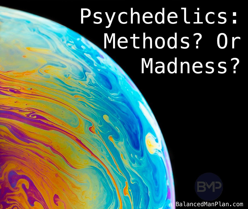psychedelics and mental health