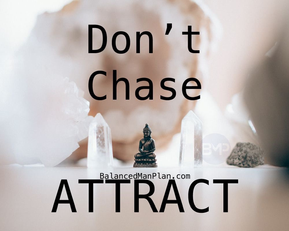law of attraction, online life coaching for men