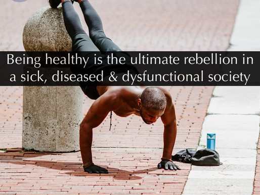 Natural Solutions for Mental Health - Exercise is Medicine