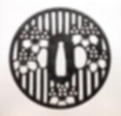 JT929桟木桐紋透鐔尾張-2.JPG