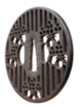 JT929桟木桐紋透鐔尾張-3.jpg