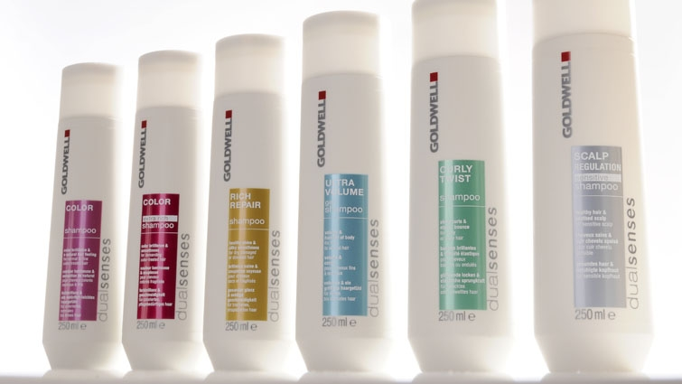 Goldwell Color Shampoo Line