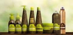 Macadamia Oil Hair System