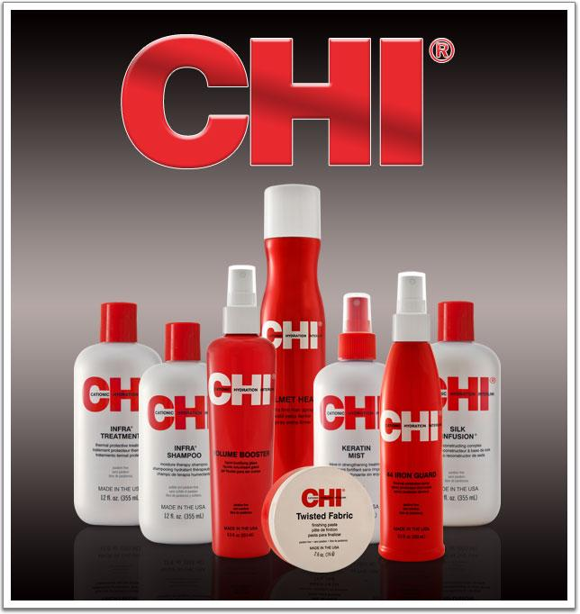 Farouk CHI Redline Products