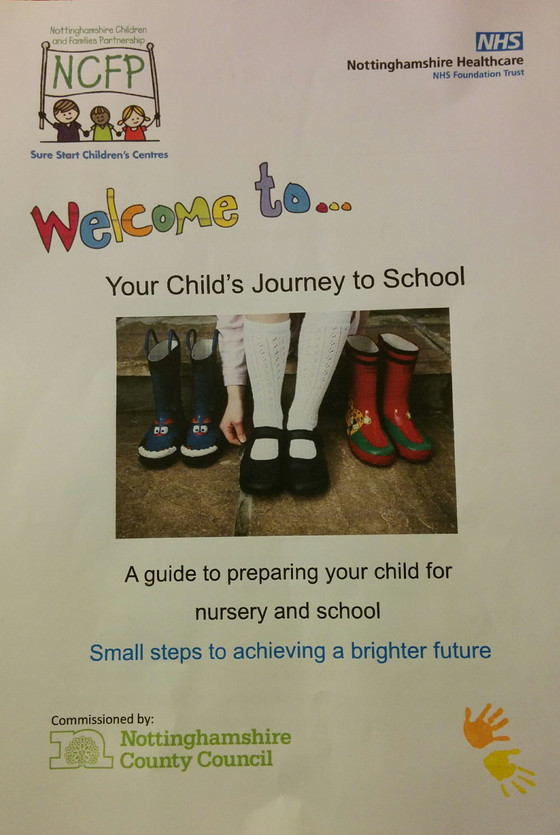 Your Child's Journey to School Blogs: An introduction!