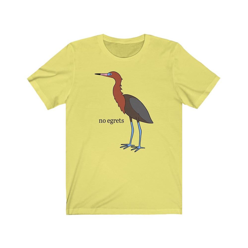 no egrets - Go Owling!