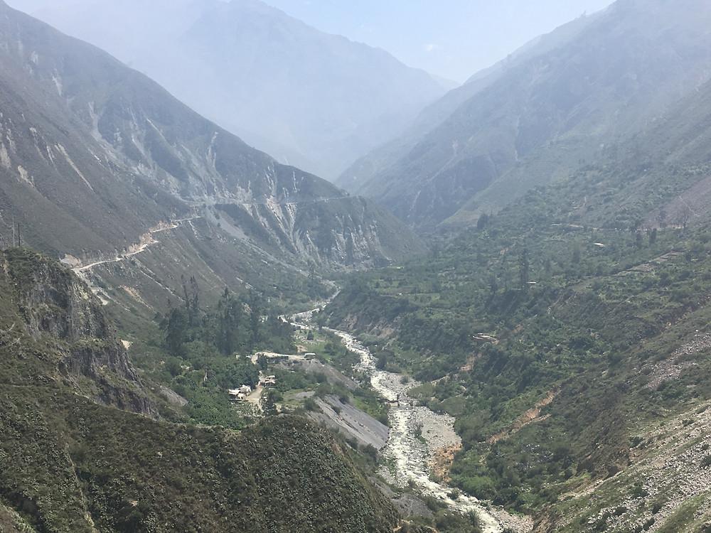 Santa Eulalia River Valley (Valle de Río Santa Eulalia)