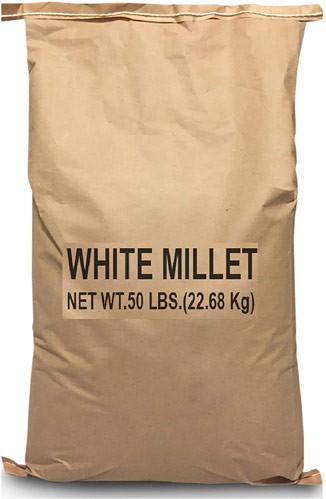 White Millet Bird Seed (Amazon)