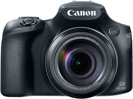 Canon Powershot SX60 for birdwatching and wildlife