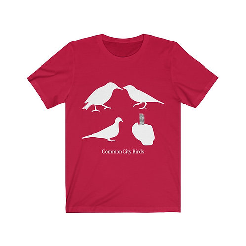 Common City Birds - Women's Tee