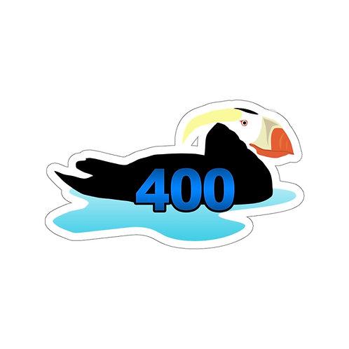 Birding Stickers - 400