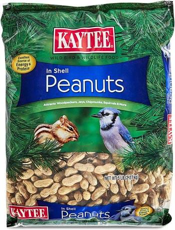 Kaytee In Shell Peanuts - 10 lbs
