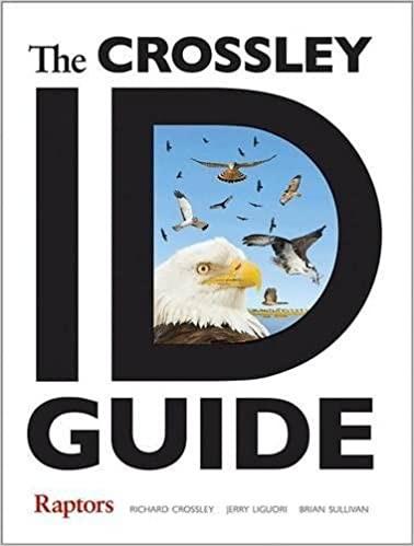The Crossley ID Guide: Raptors