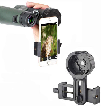 Cell Phone Binocular Adapter Mount