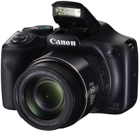 Canon Powershot SX540 for birdwatching and wildlife